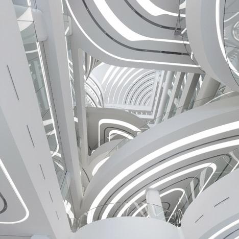 Galleria Centercity interior